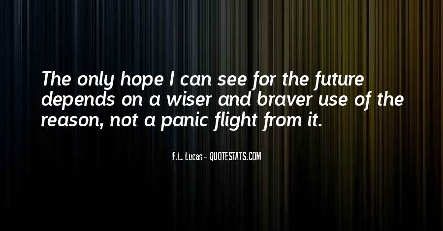 Quotes About Flight #49920