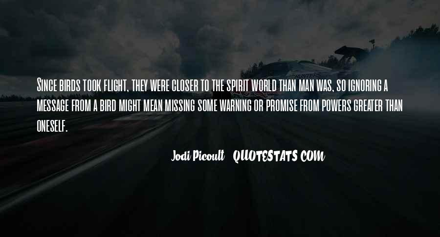 Quotes About Flight #60790