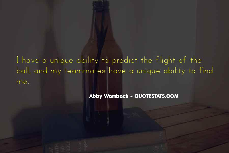 Quotes About Flight #61427