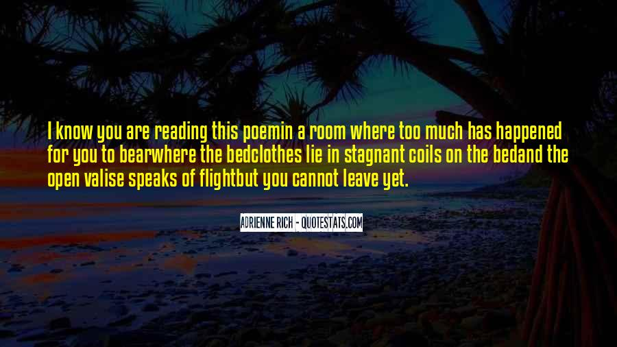 Quotes About Flight #82461