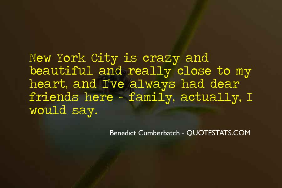 Quotes About Crazy Family #1333851