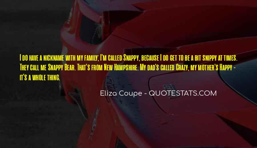 Quotes About Crazy Family #1701103
