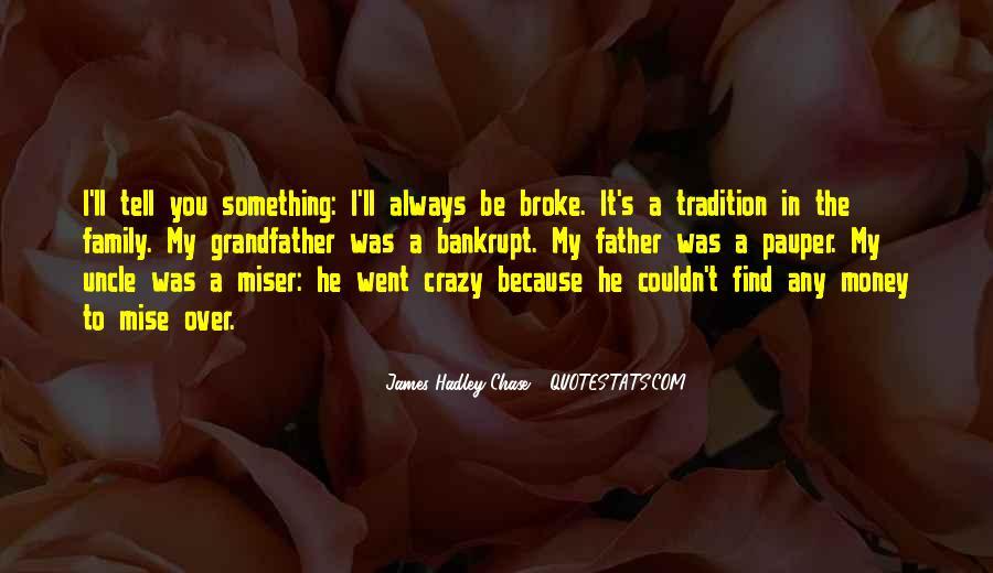 Quotes About Crazy Family #1719971