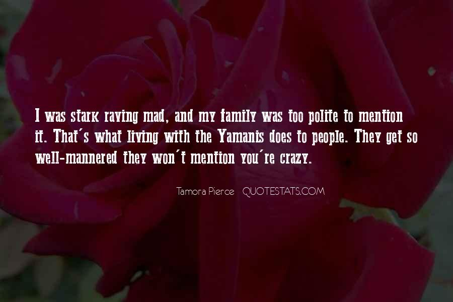 Quotes About Crazy Family #1759640