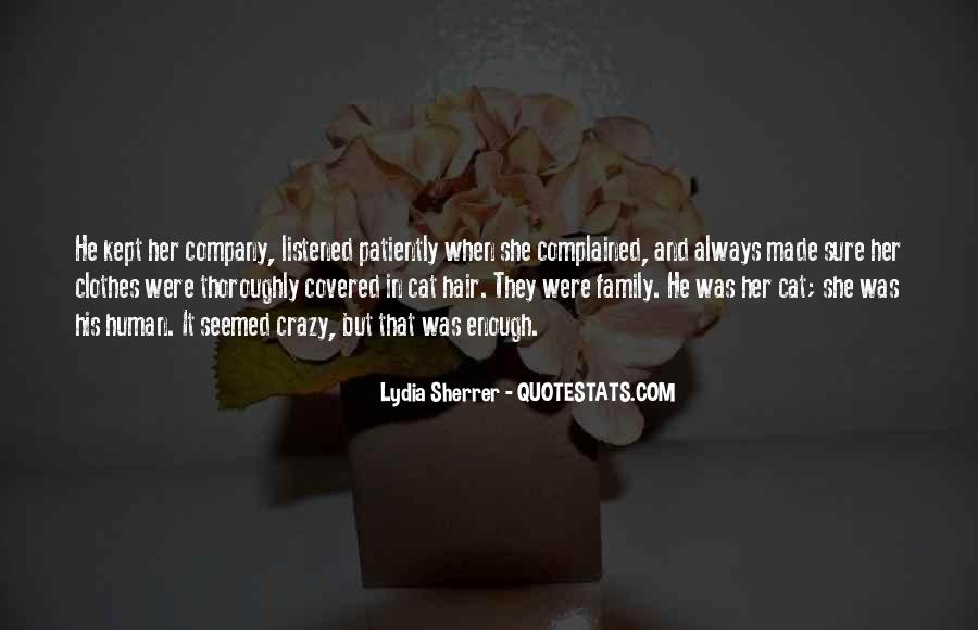 Quotes About Crazy Family #1800102