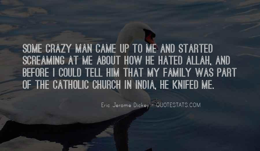 Quotes About Crazy Family #1842502