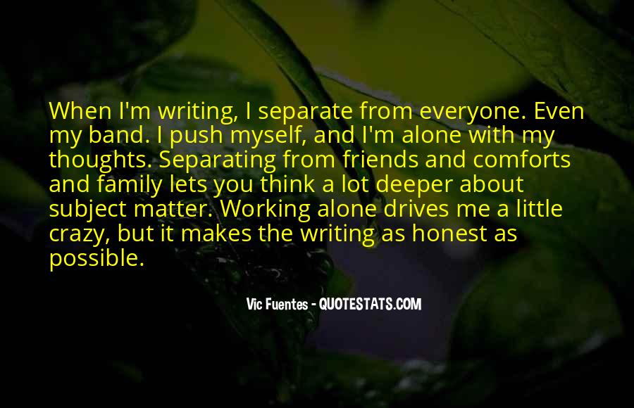Quotes About Crazy Family #283463