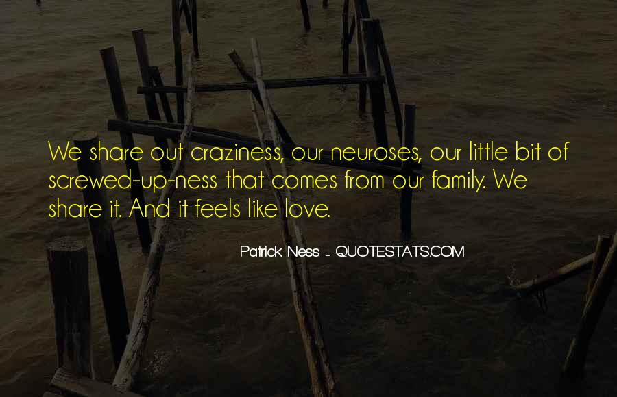Quotes About Crazy Family #397993