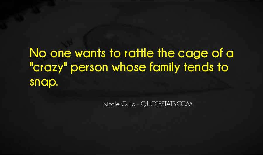 Quotes About Crazy Family #65585