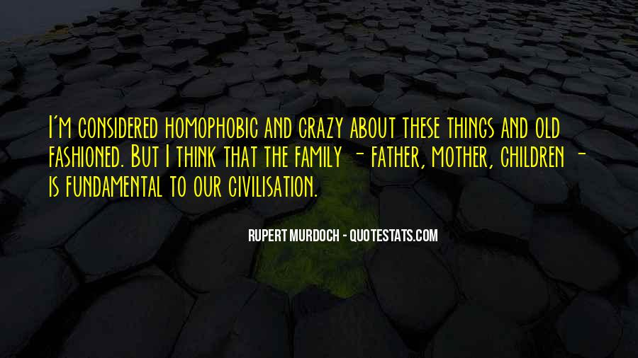 Quotes About Crazy Family #711215