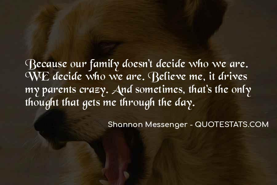 Quotes About Crazy Family #803238
