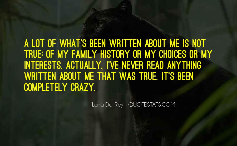 Quotes About Crazy Family #890607