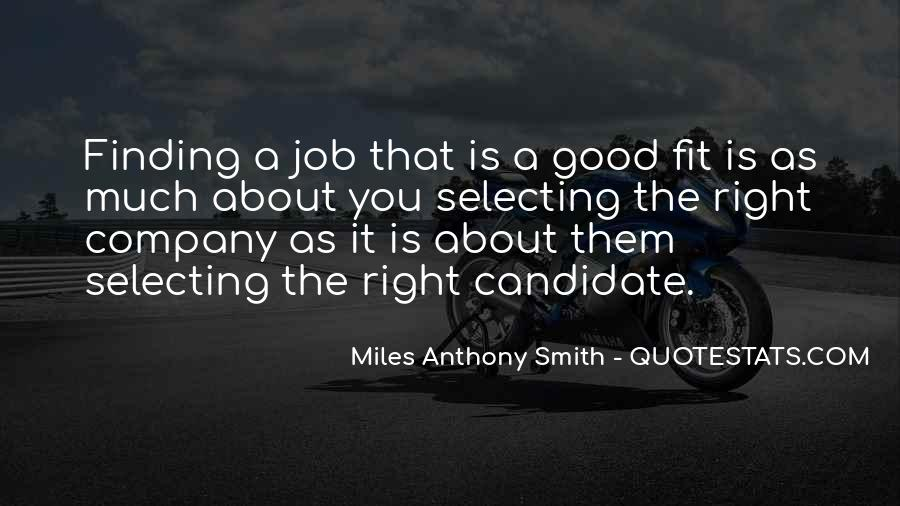 Quotes About Finding The Right Career #1050465