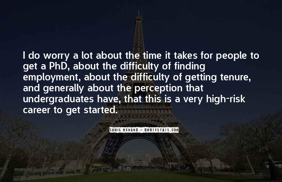 Quotes About Finding The Right Career #1513721