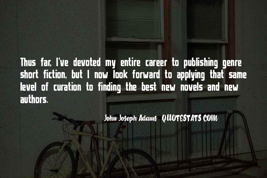 Quotes About Finding The Right Career #284253