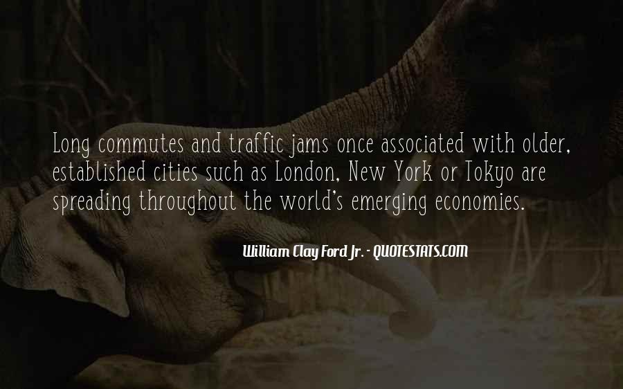 Quotes About Emerging Economies #1452173