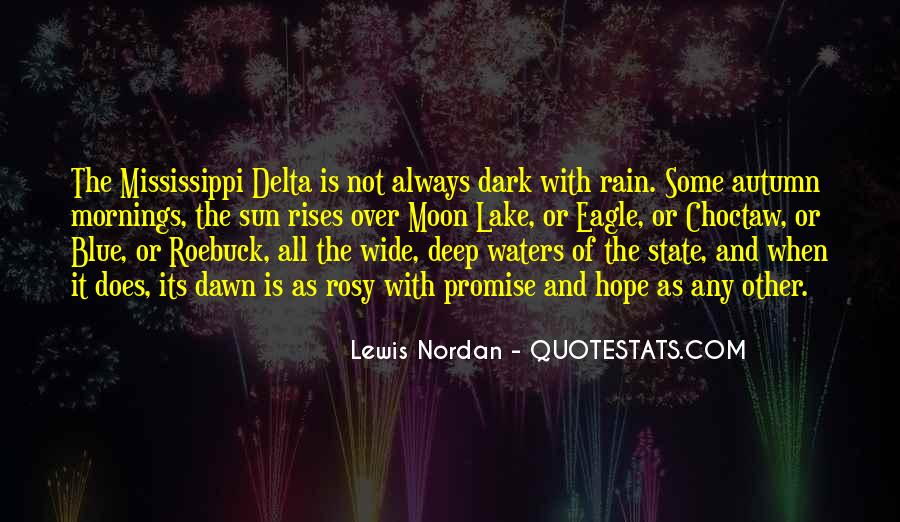 Quotes About The State Of Mississippi #106238