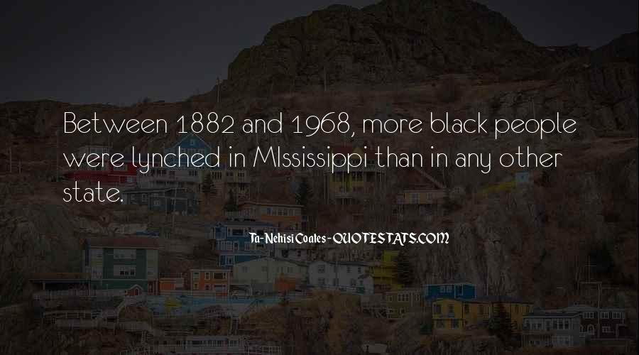 Quotes About The State Of Mississippi #157707