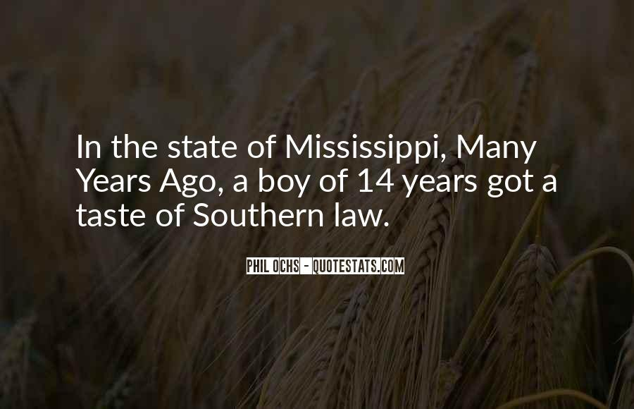 Quotes About The State Of Mississippi #183567