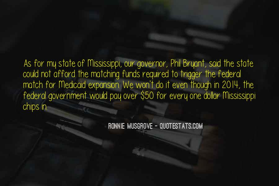 Quotes About The State Of Mississippi #242546