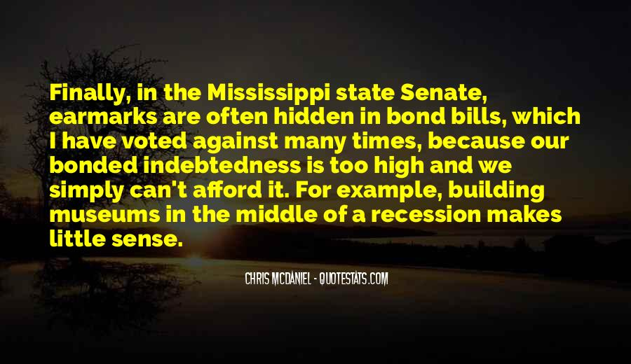 Quotes About The State Of Mississippi #284262