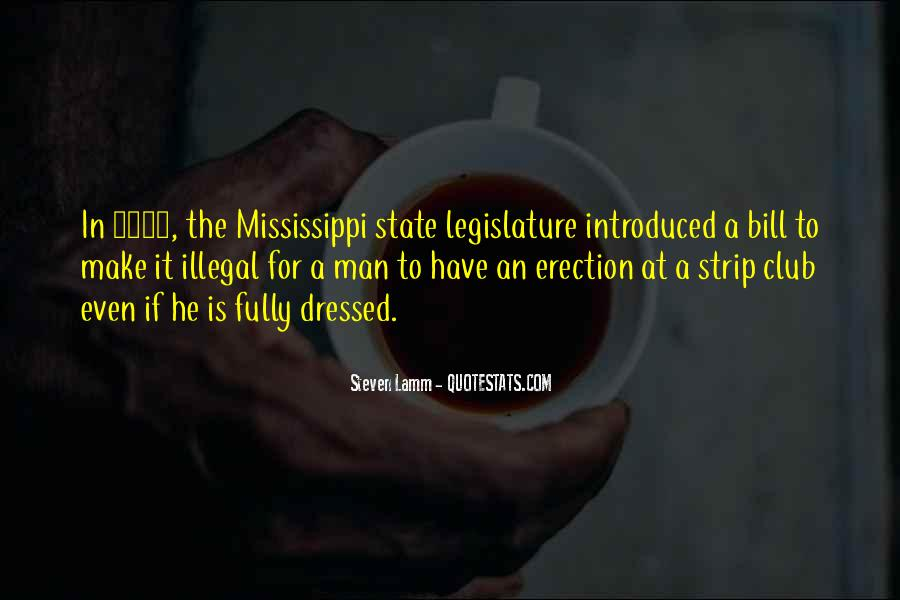 Quotes About The State Of Mississippi #571372