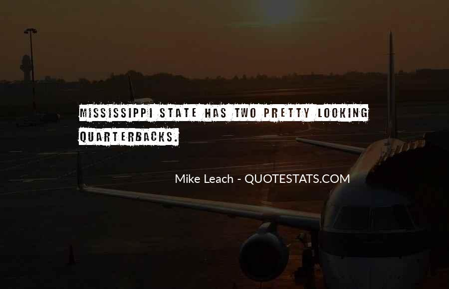 Quotes About The State Of Mississippi #811449