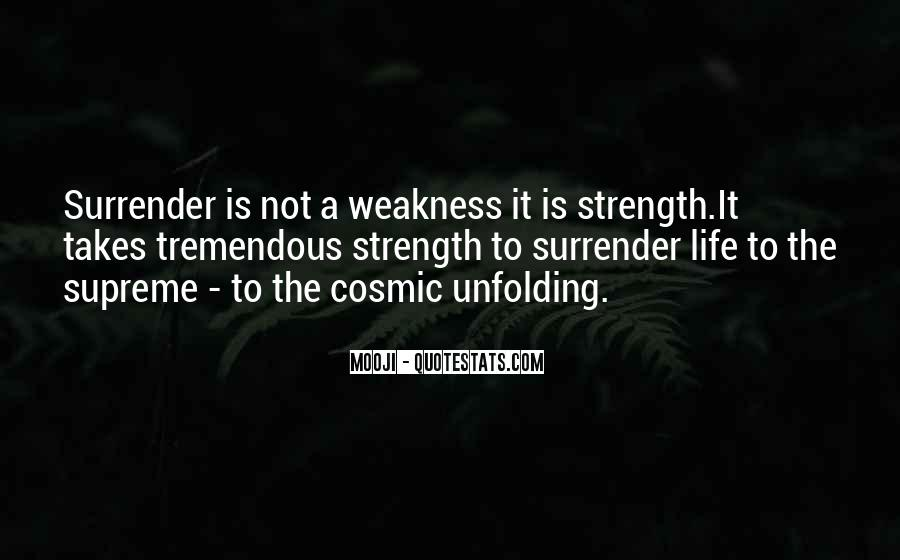 Quotes About Surrender #105335
