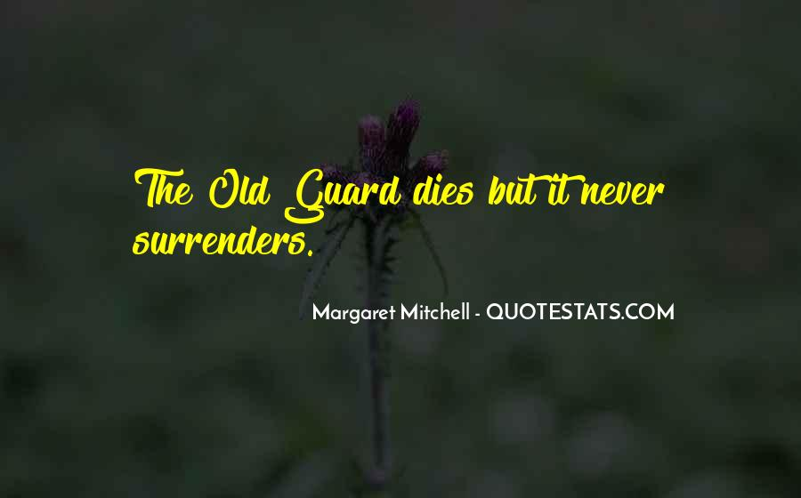 Quotes About Surrender #14706
