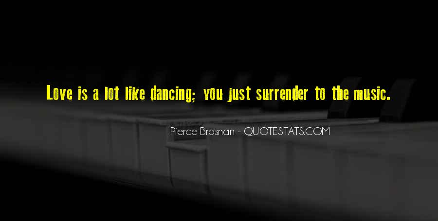 Quotes About Surrender #71660