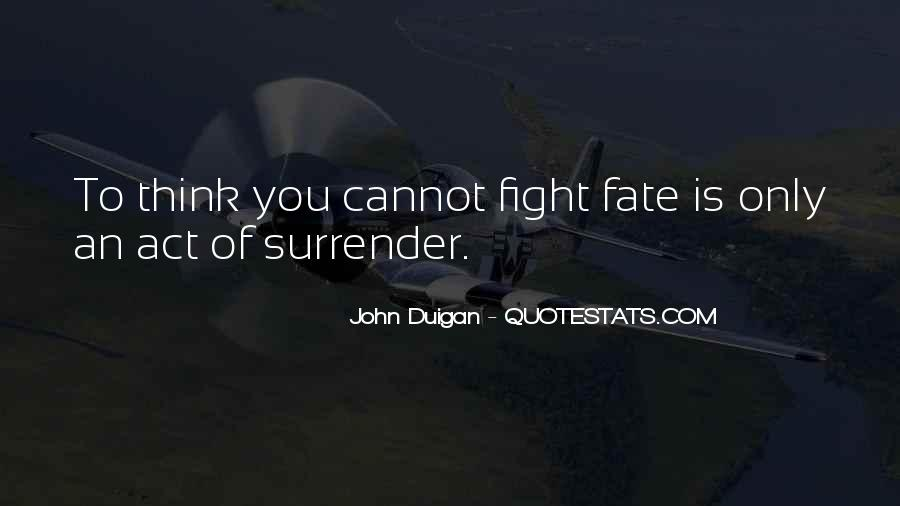 Quotes About Surrender #79821