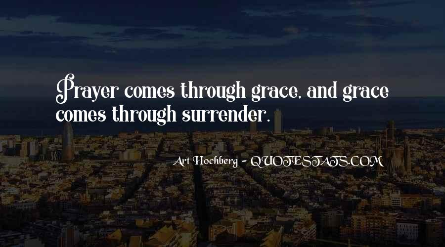Quotes About Surrender #93665