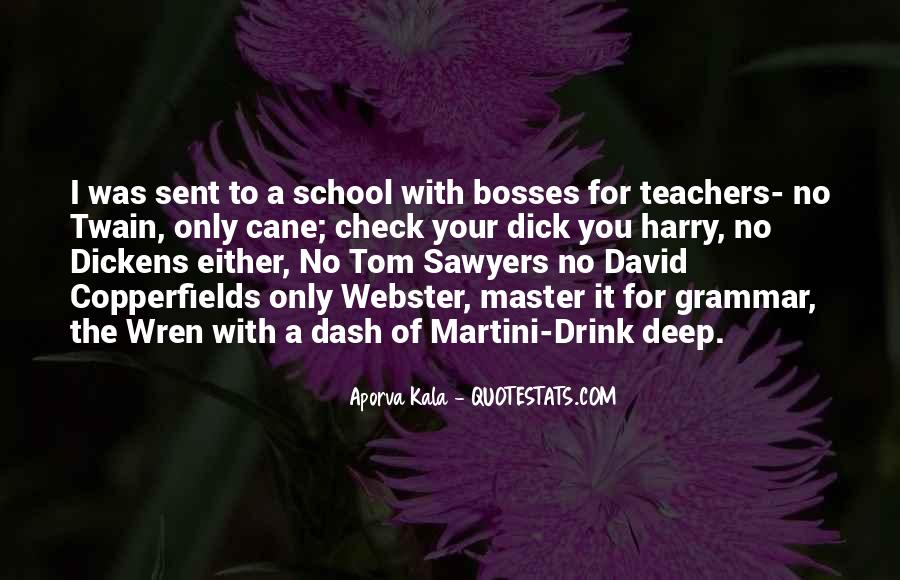 Quotes About Out Of School Youth #110802
