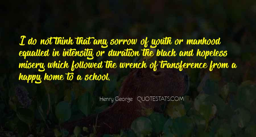 Quotes About Out Of School Youth #1864677