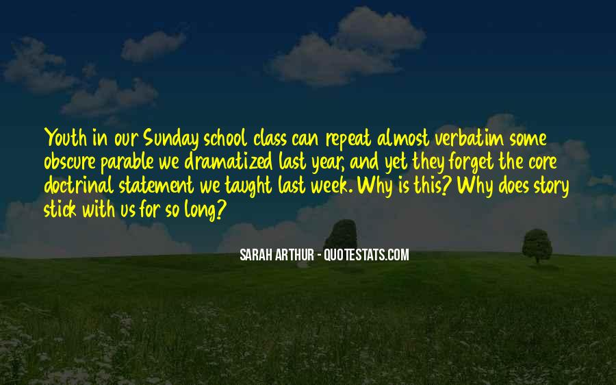 Quotes About Out Of School Youth #274275