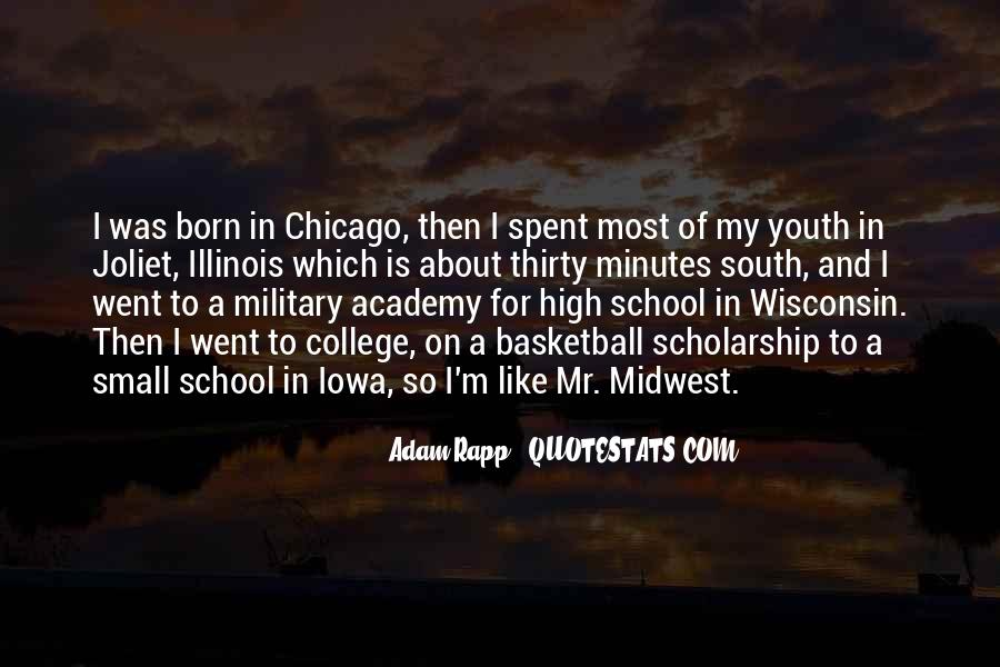 Quotes About Out Of School Youth #565464