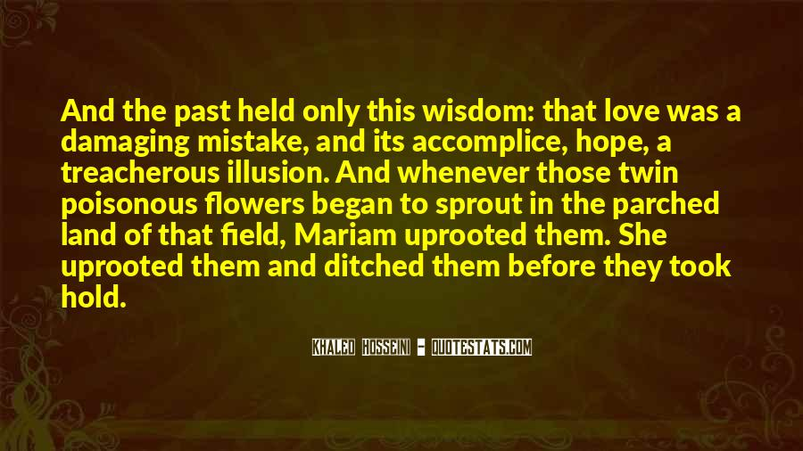 Quotes About Hope And Flowers #1281340