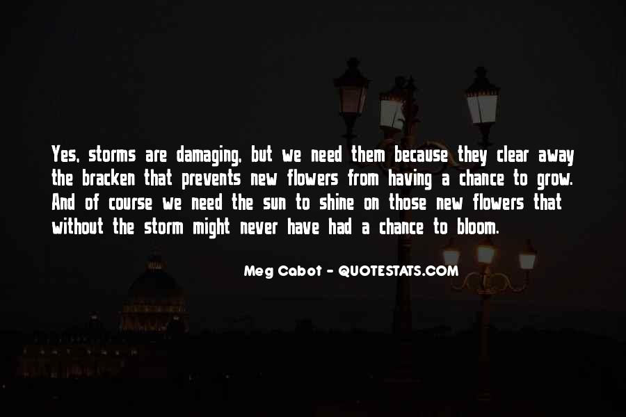 Quotes About Hope And Flowers #542831