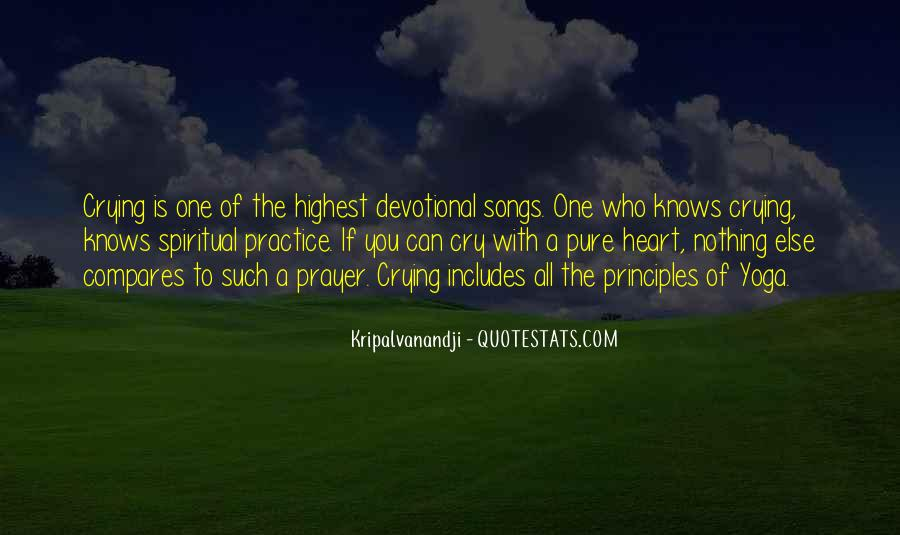 Quotes About Heart Songs #1102423