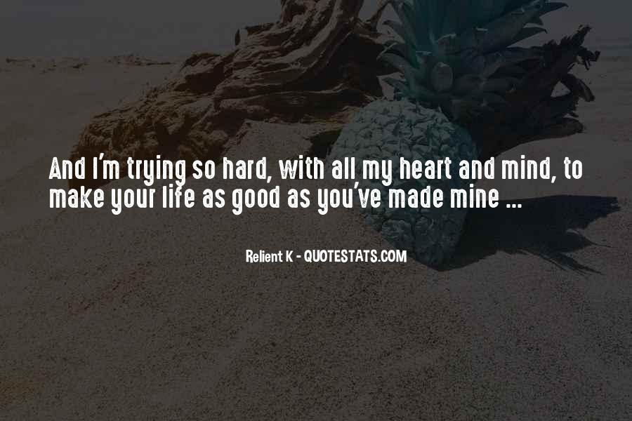 Quotes About Heart Songs #1127710