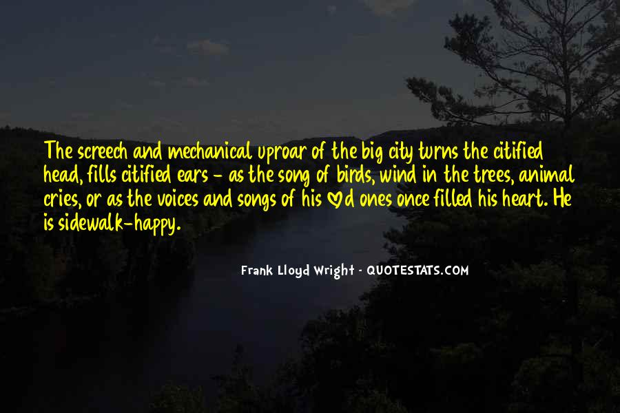 Quotes About Heart Songs #1127975