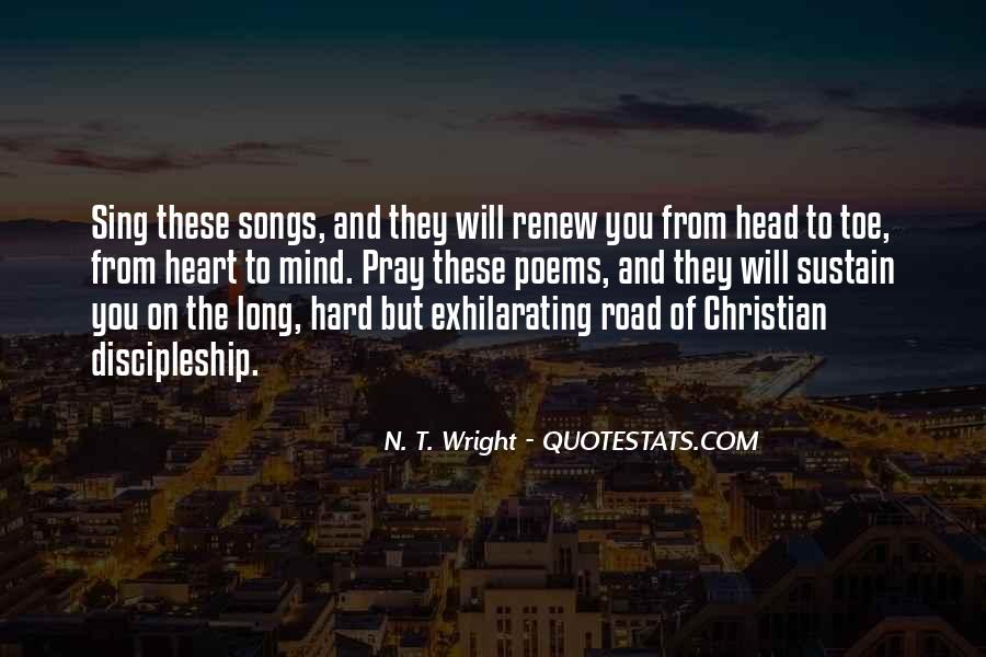 Quotes About Heart Songs #1150826