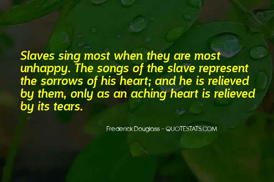 Quotes About Heart Songs #187955
