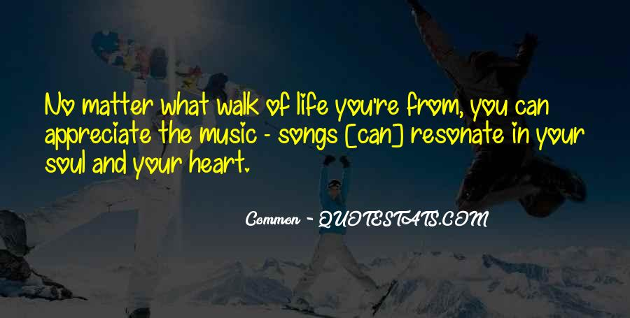 Quotes About Heart Songs #239617