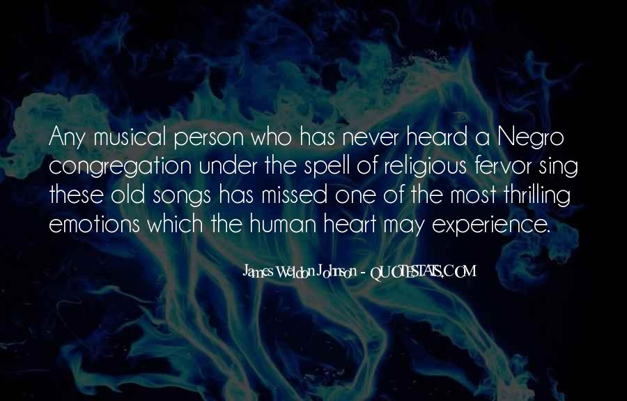 Quotes About Heart Songs #278206