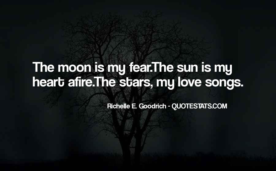 Quotes About Heart Songs #407570