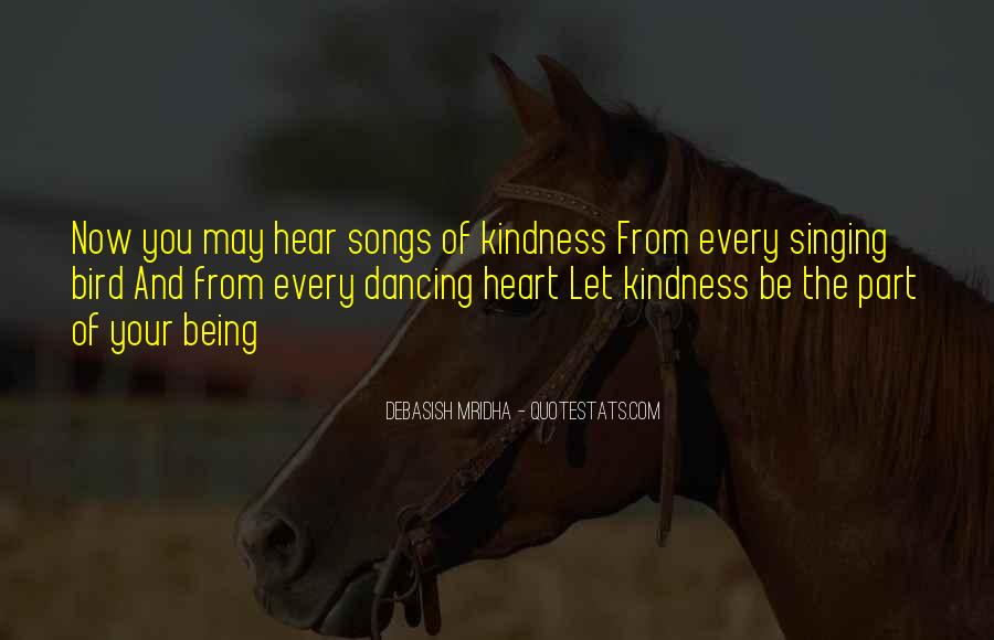 Quotes About Heart Songs #612521
