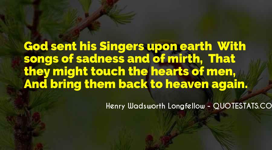 Quotes About Heart Songs #843685