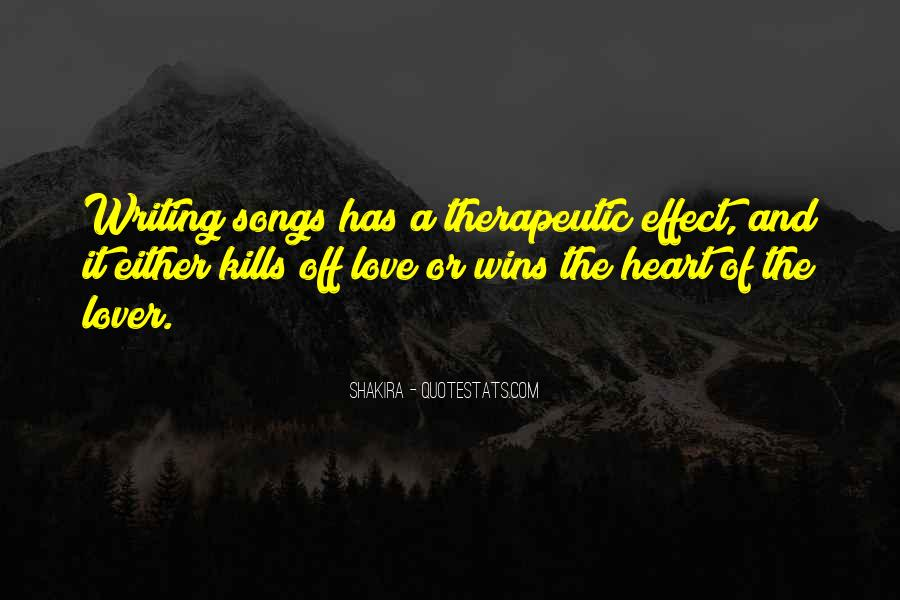 Quotes About Heart Songs #847745