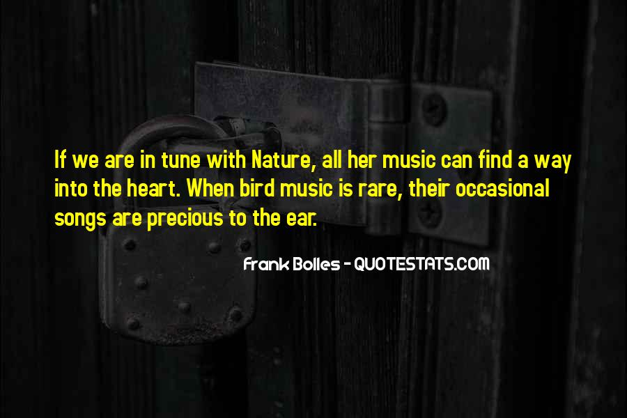 Quotes About Heart Songs #880875